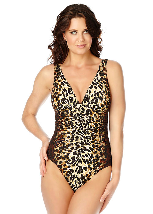 Tiger Print Swimsuit Skin City Sonatina