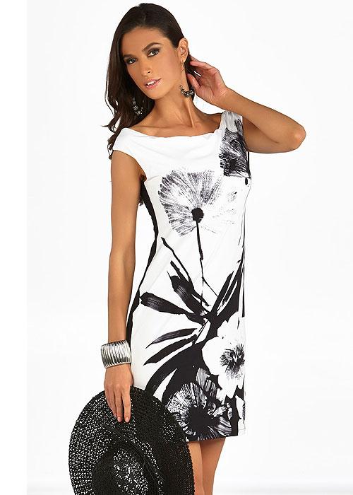 Juli Sun Dress Front