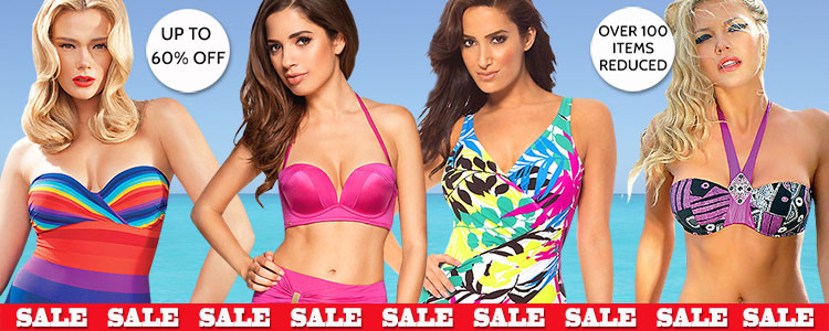 UK Swimwear Pre Christmas Sale Banner