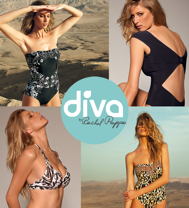 New Diva Swimwear - UK Swimwear