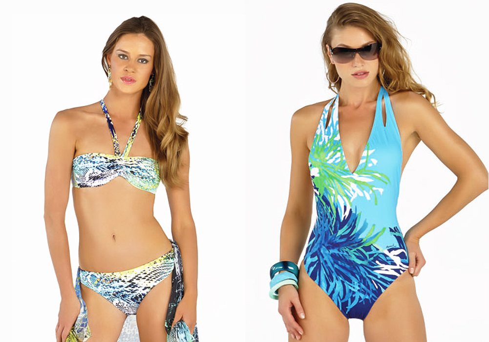 Roidal SS15 sexy swimwear