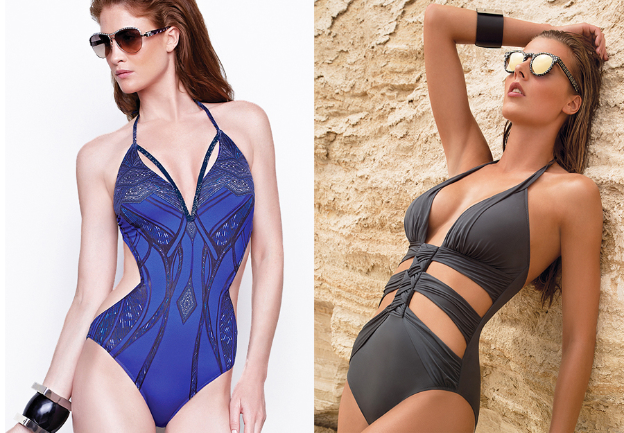 Swimwear Trends 2015 Cut-out