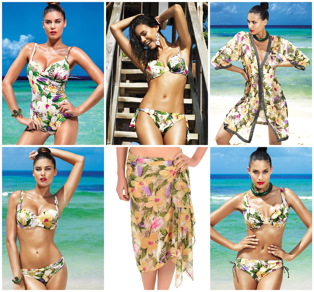 David Swimwear SS15 Sabbia
