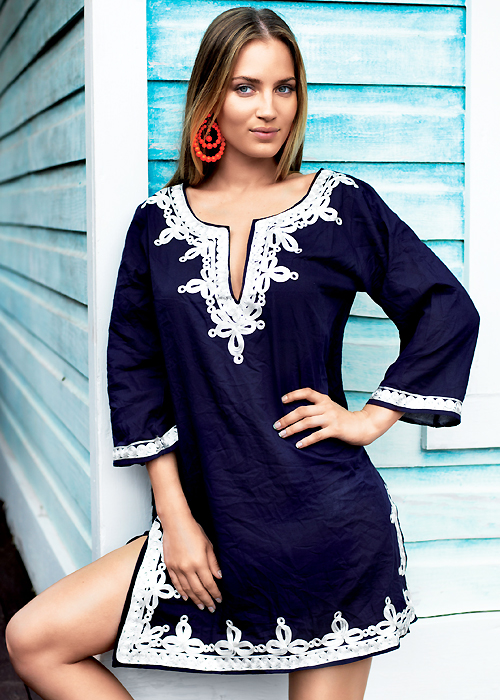 Iconique Arabia Short Kaftan
