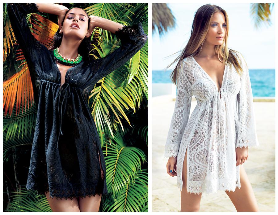 Get the Mediterranean Look: New Iconique Beachwear