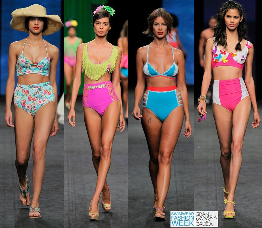 GCMC High Waist bikini