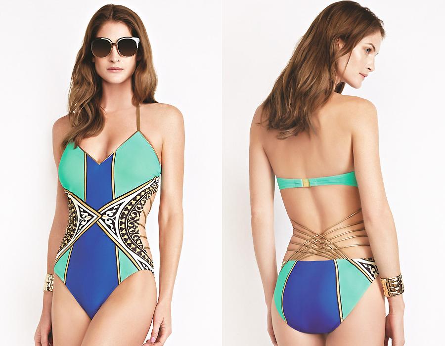 Gottex Santorini swimsuit