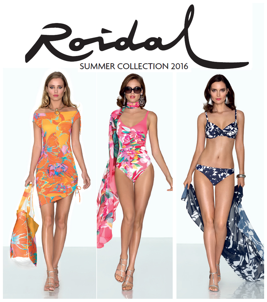 Roidal Summer 2016 catwalk