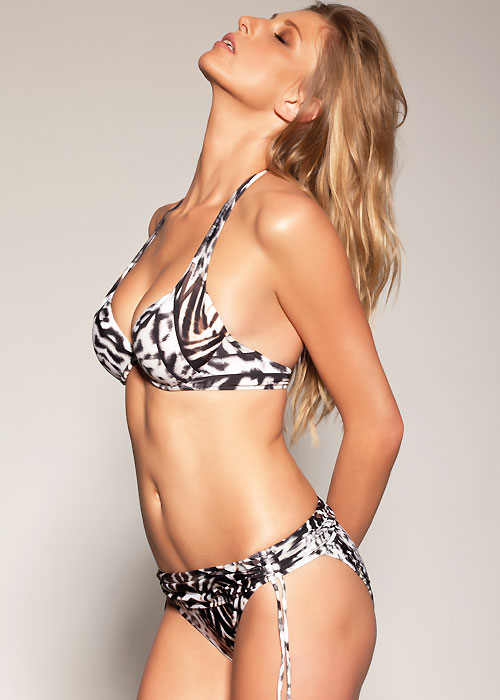 Diva Lori Animal Printed Bikini