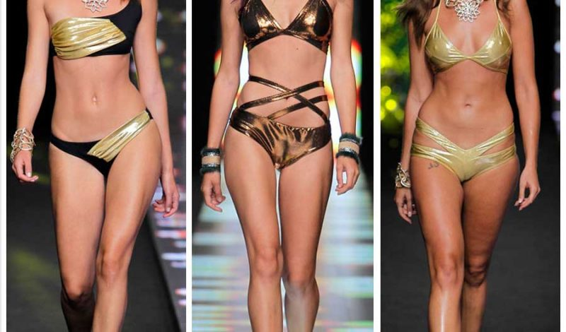 2017 Swimwear Trends As Seen On The Catwalks