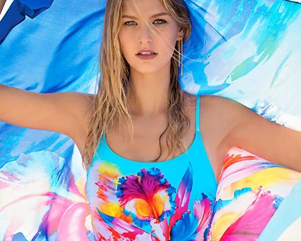 Gottex Welcomes Spring With These Fabulous Floral Swimsuits!