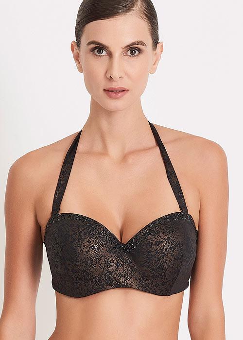 Aubade Sublime Naiade Bandeau Bikini Top