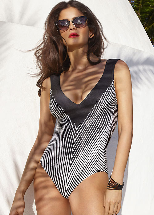 Maryan Mehlhorn Chintz Swimsuit