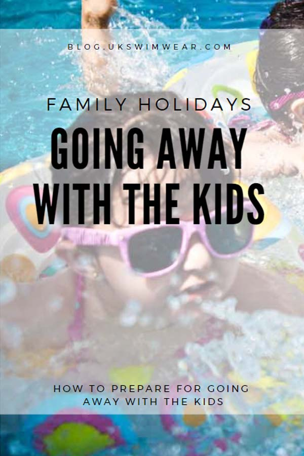 pin: Packing when going away with the kids