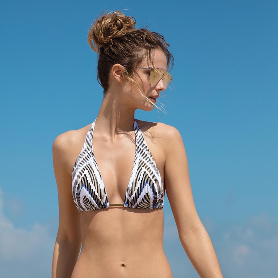 22c9701862 Gottex halter neck bikini designer collection. Finding the most ...