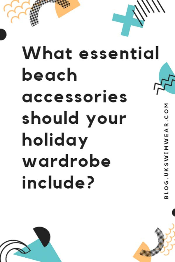 A holiday wardrobe's essential accessories