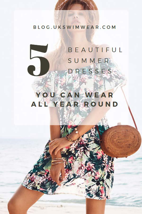 Five fantastic summer dresses we love PIN