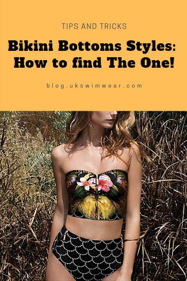 Bikini bottoms: a style guide