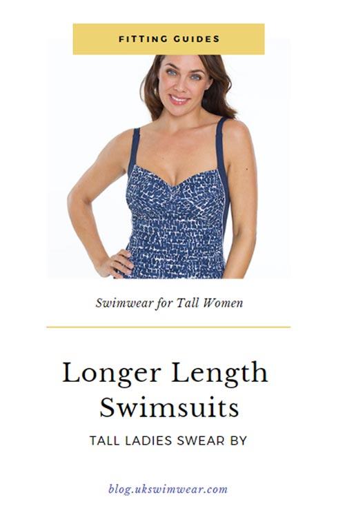 Longer length swimsuits for tall women PINTEREST
