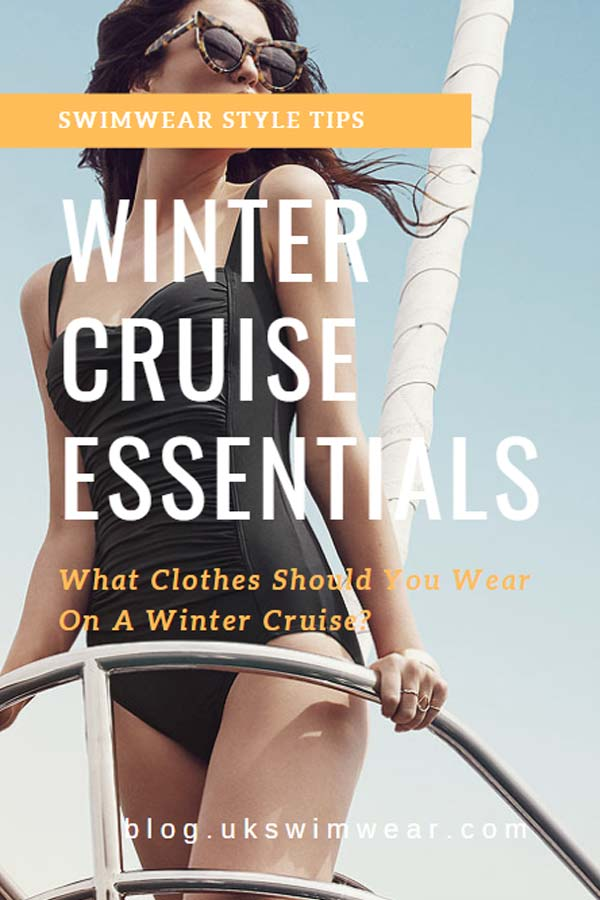 Winter Cruise Essentials pin