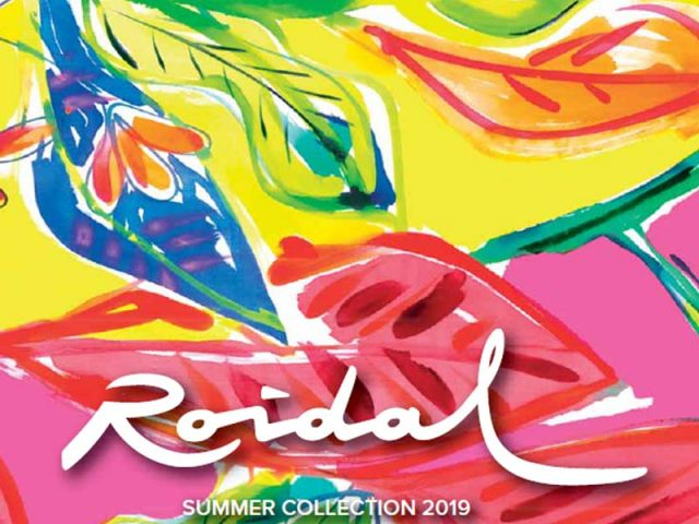 Roidal SS19 Swimwear collection new