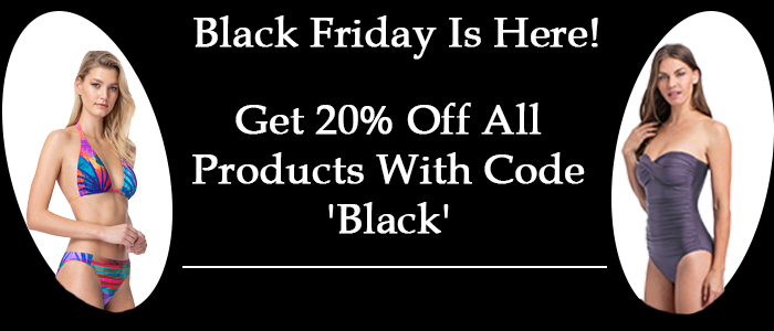 Black Friday Swimwear