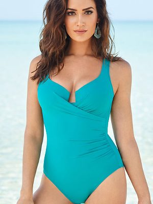Miraclesuit Must Haves Escape Amalfi Swimsuit